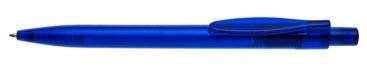 Plastikowy długopis reklamowy AP2090-04 - niebieski