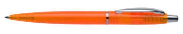 Plastikowy długopis reklamowy AP8002c-10 - pomarańczowy