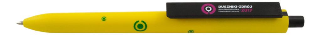 Długopisy reklamowe z kolorowym nadrukiem
