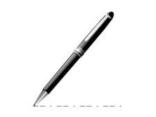 Czemu długopis przerywa?