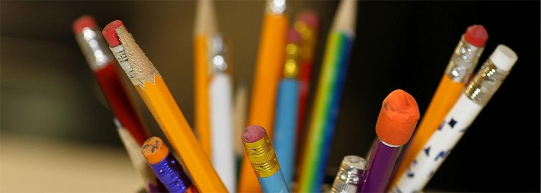 Ołówki z nadrukiem